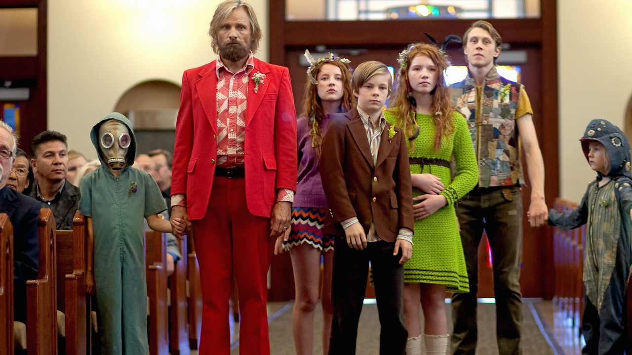 Captain Fantastic: en ualmindelig far