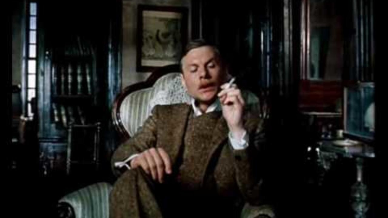 The Adventures of Sherlock Holmes and Doctor Watson: The Hunt for the Tiger