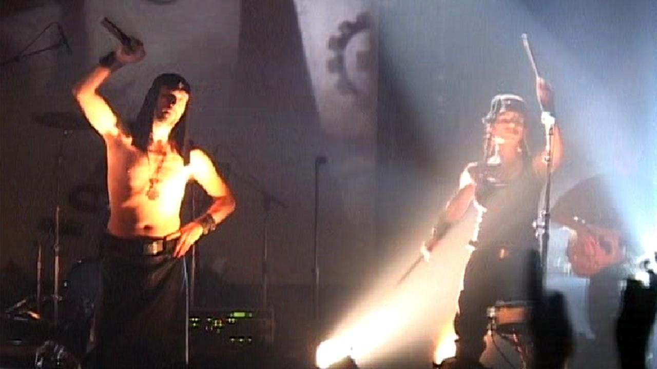 Laibach: Divided States of America