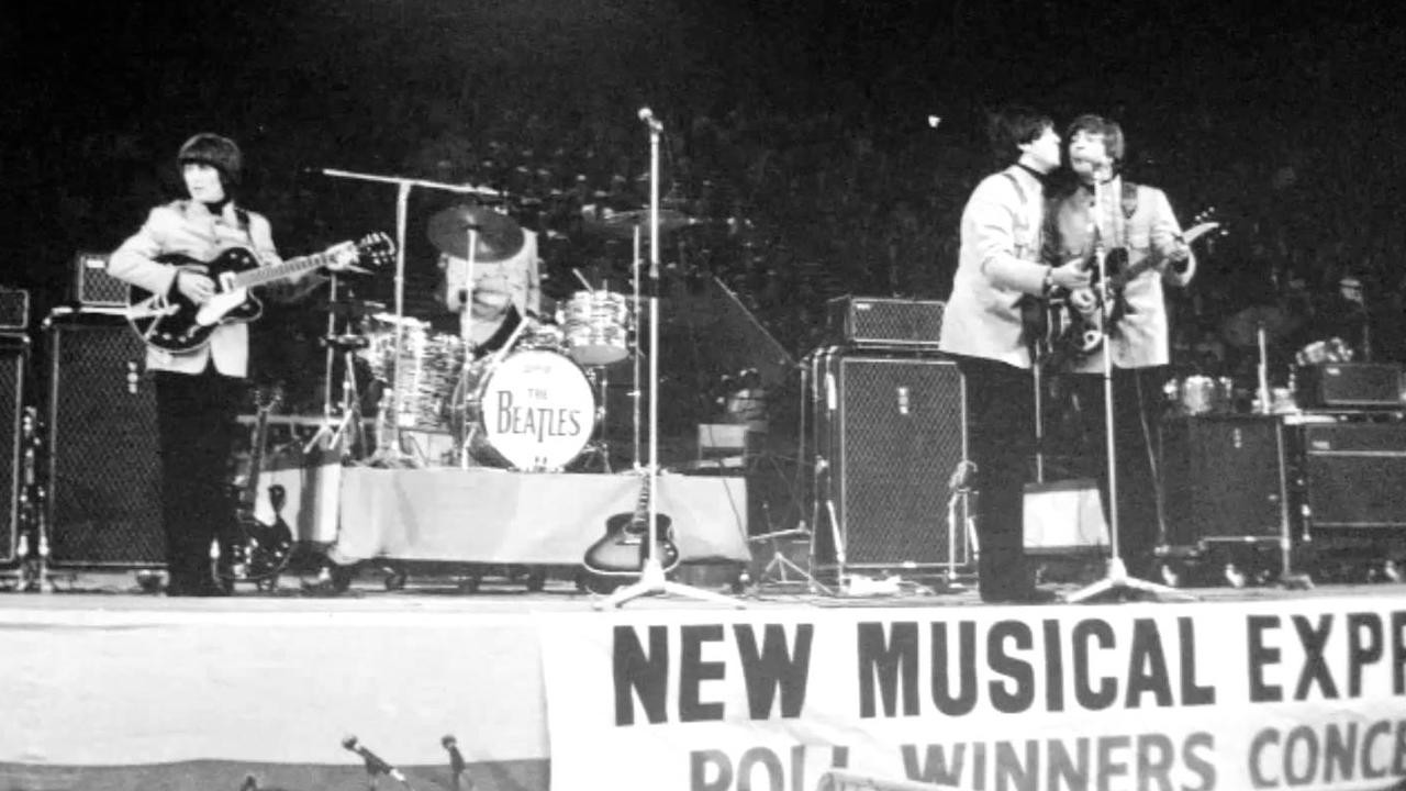 New Musical Express Poll Winners' Concert 1965