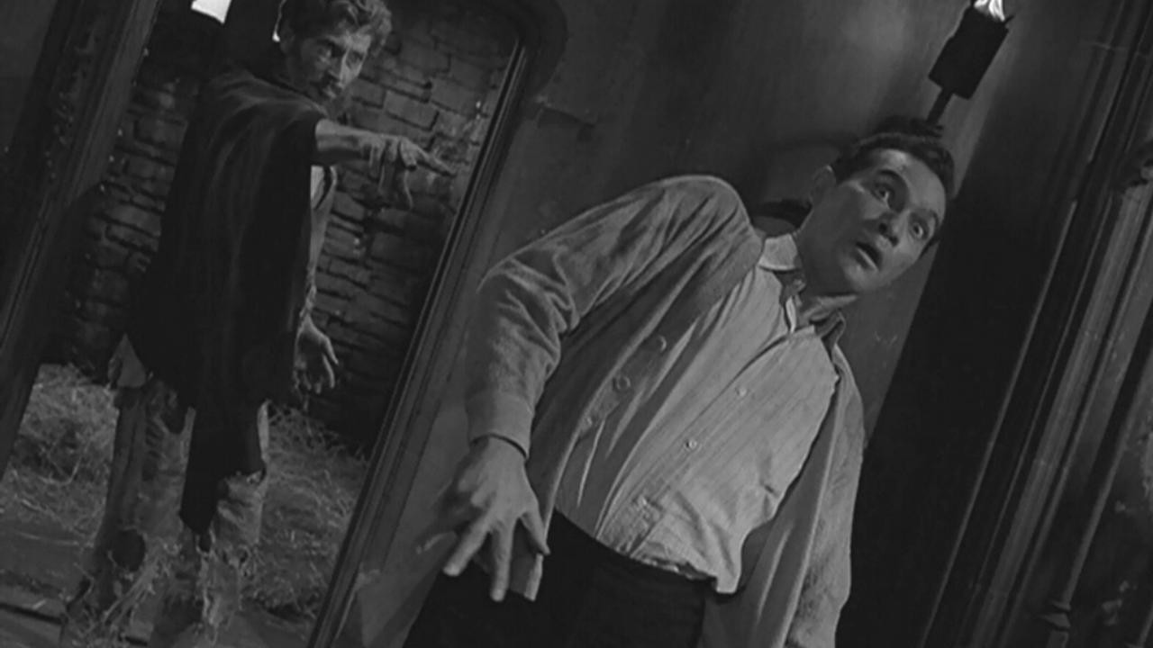 The Twilight Zone: The Howling Man