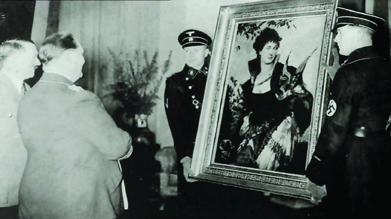 The Claim in Search of Stolen Art of WWII