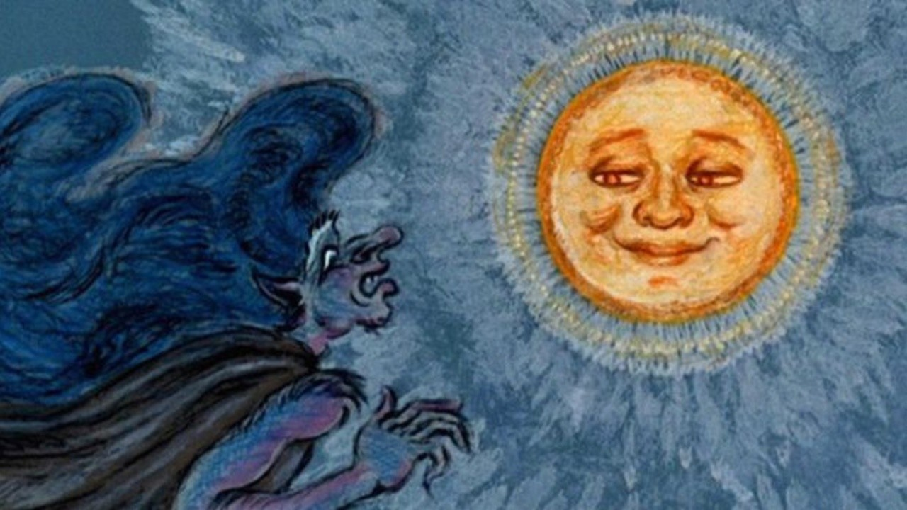 The North Wind and the Sun: A Fable by Aesop