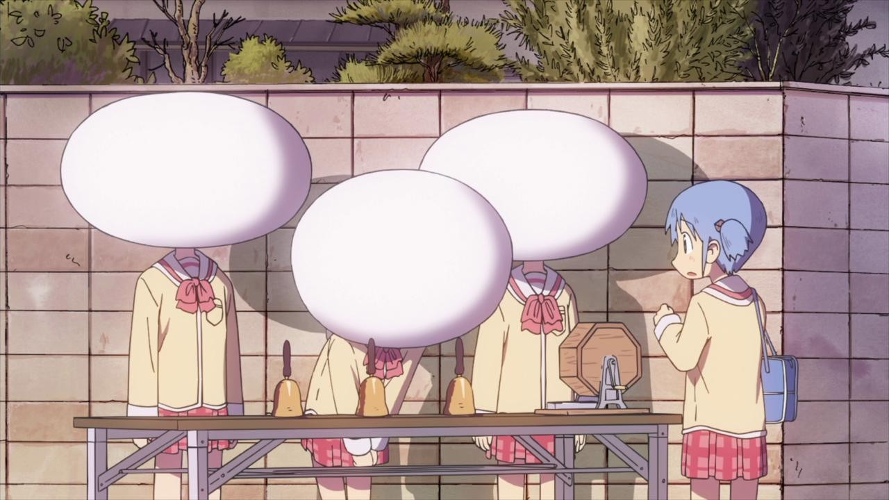 Nichijou: My Ordinary Life
