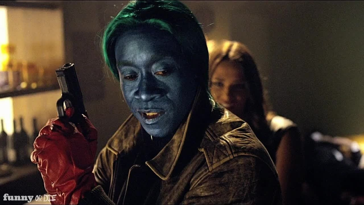 Don Cheadle is Captain Planet 4