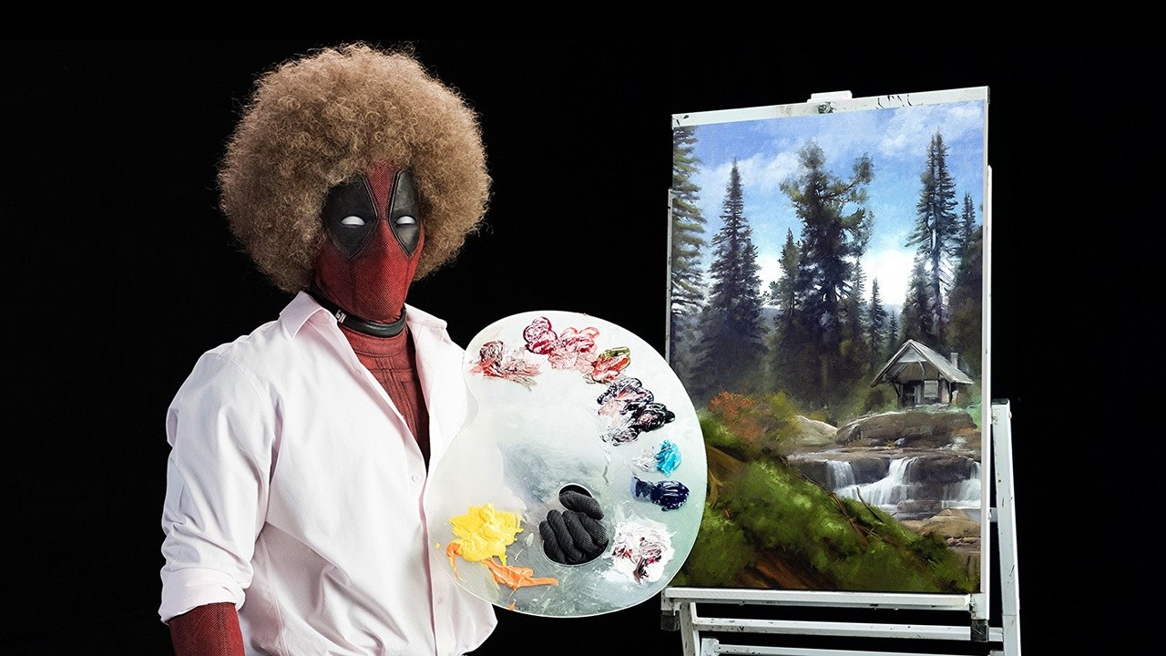 Gettin' Wet on Wet with Deadpool 2