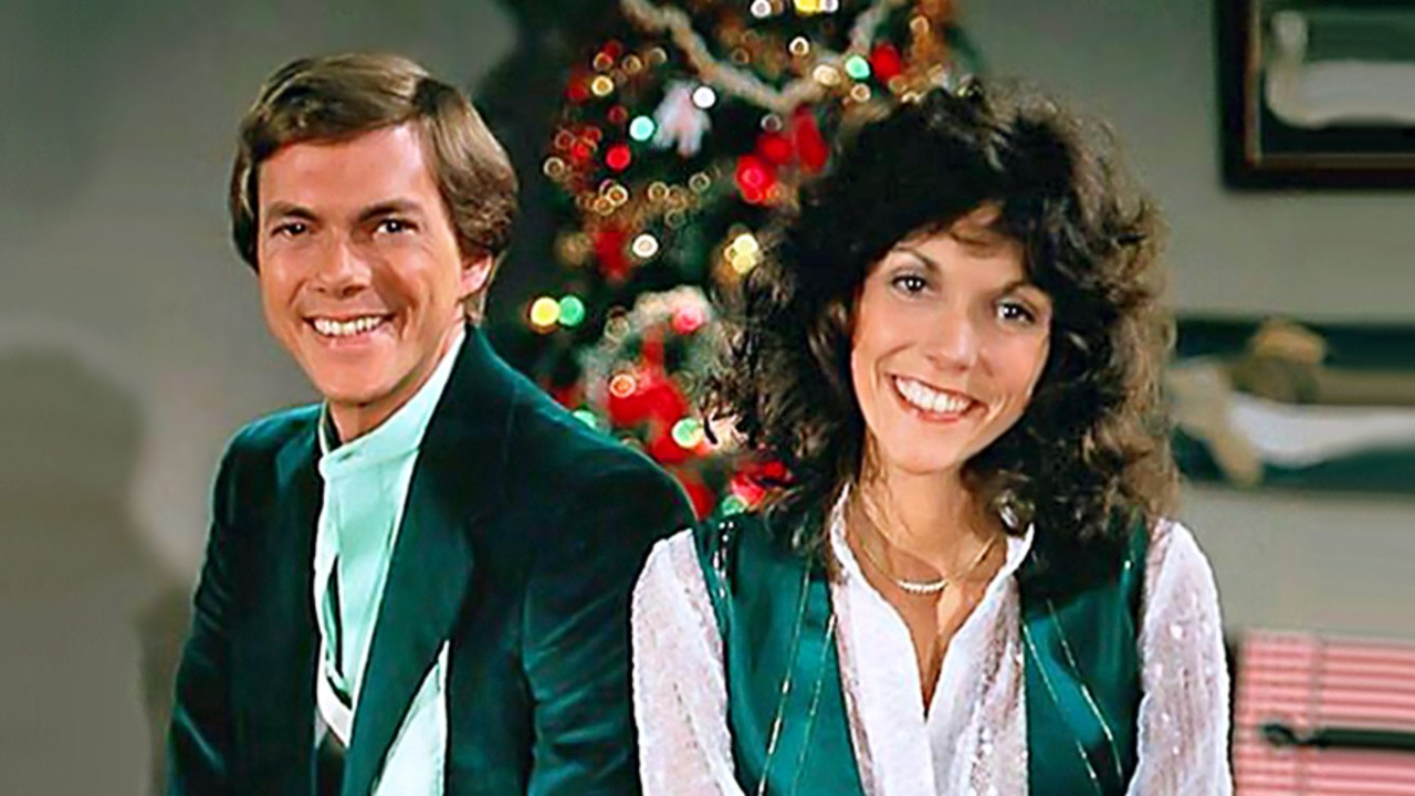 The Carpenters: A Christmas Portrait