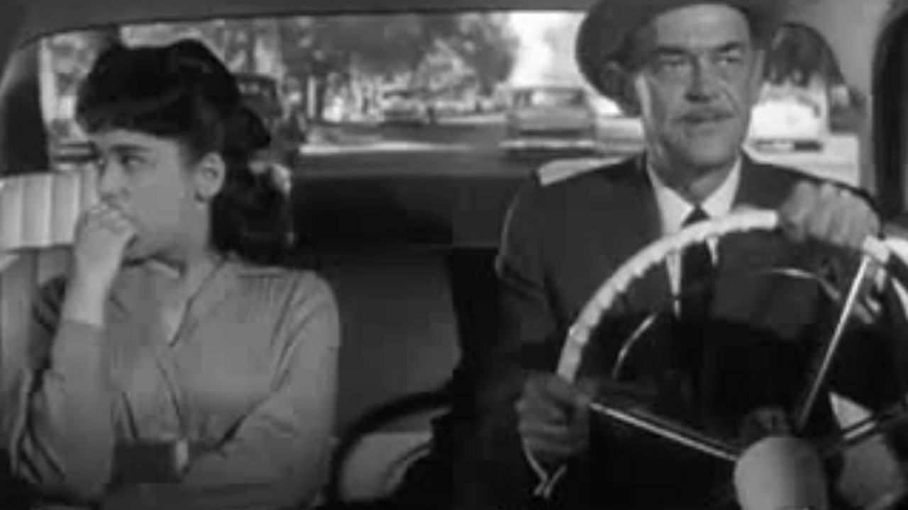 Alfred Hitchcock Presents: Hitch Hike