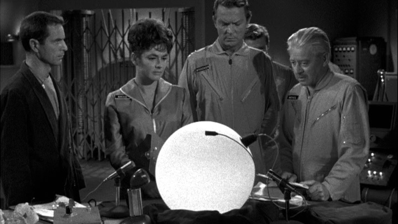 The Outer Limits: Moonstone