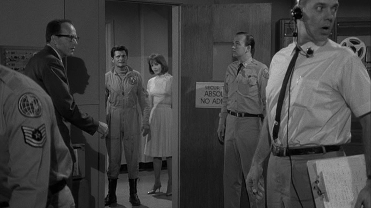 The Outer Limits: The Premonition