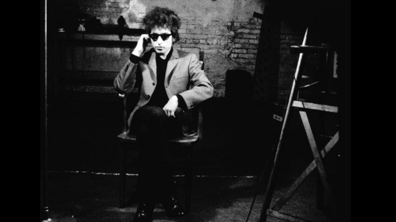 Screen Test [ST82]: Bob Dylan