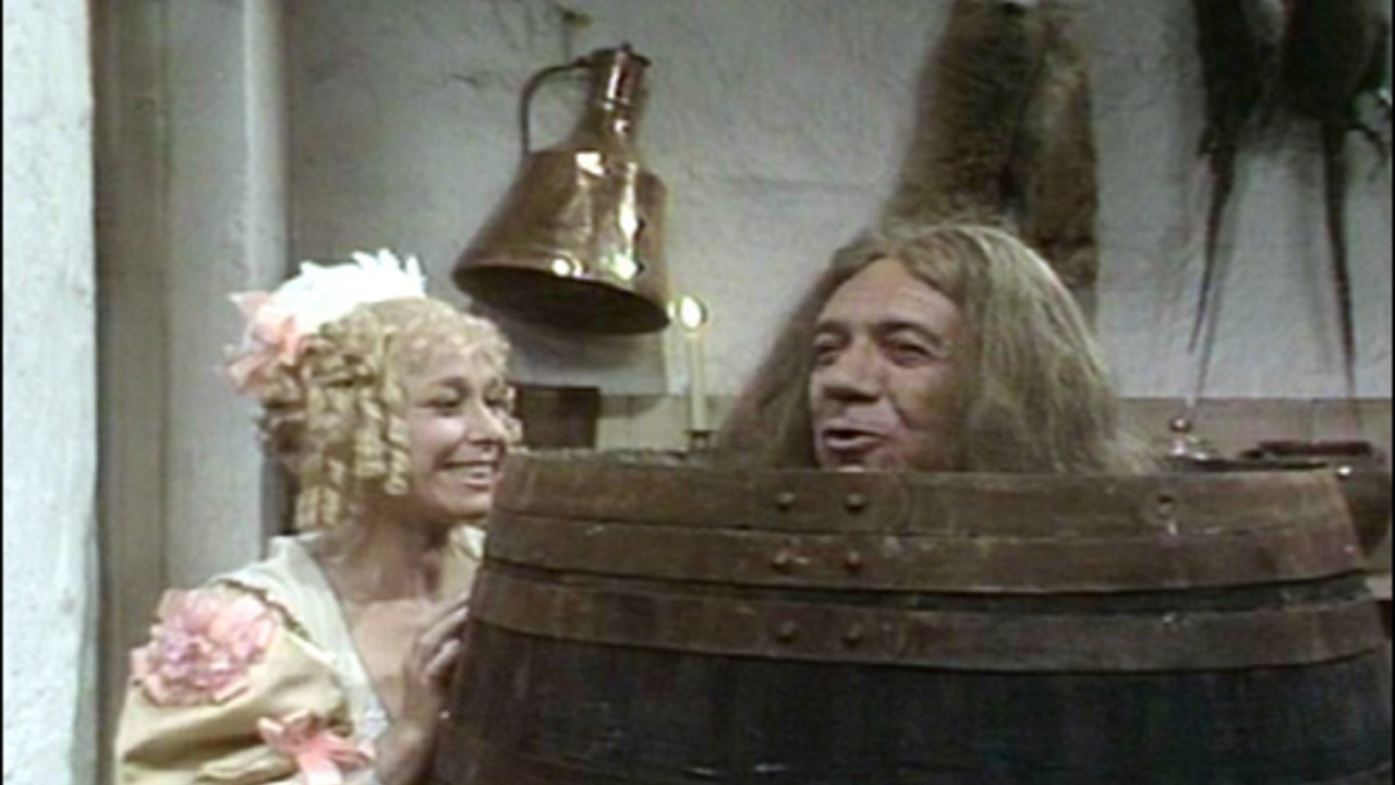 Carry On Laughing: The Sobbing Cavalier