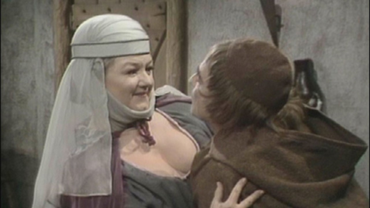 Carry On Laughing: One in the Eye for Harold