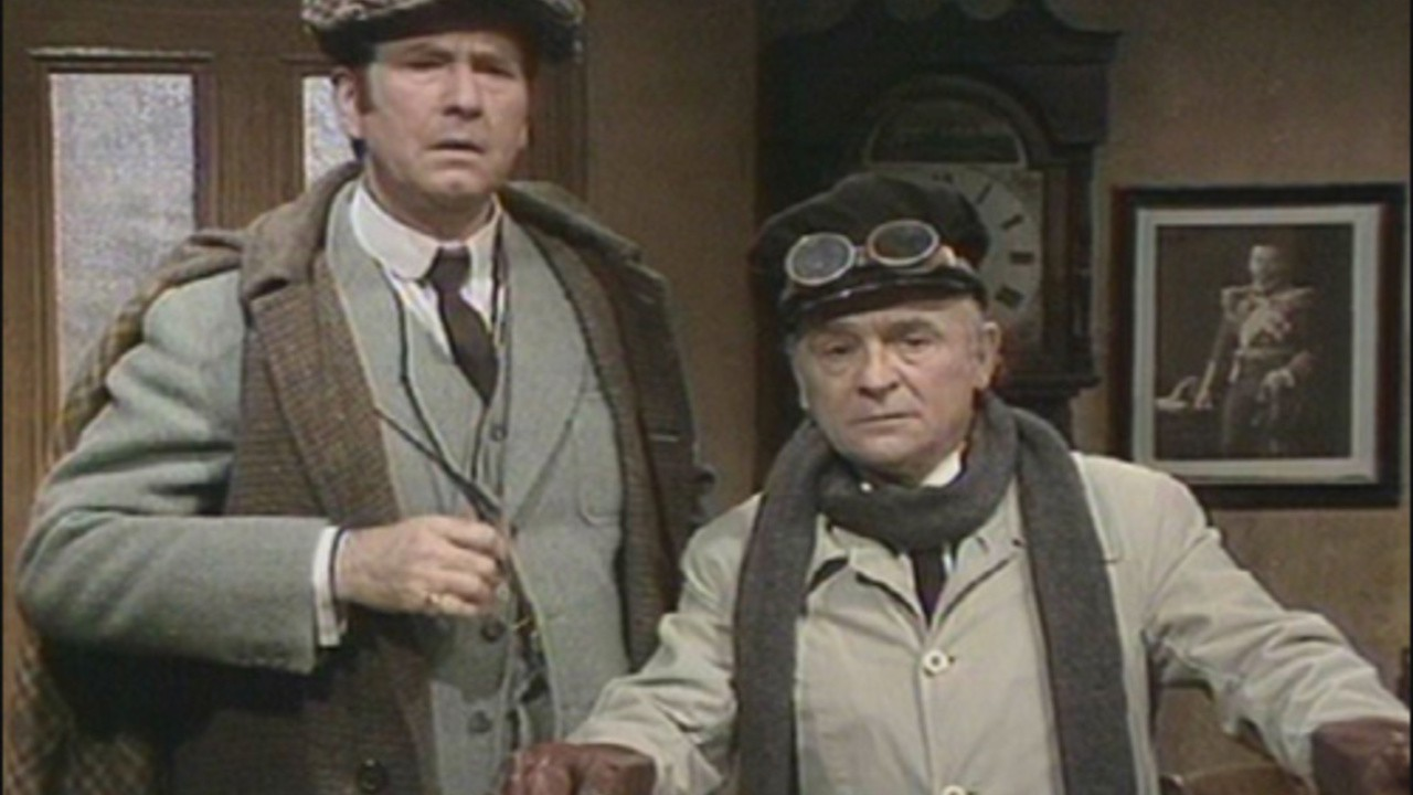 Carry On Laughing: The Nine Old Cobblers
