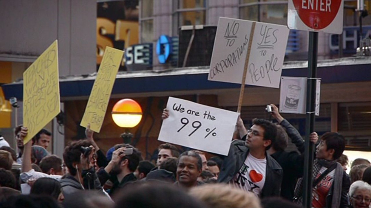 Gravity Hill Newsreels: 12 Short Observations About Occupy Wall Street