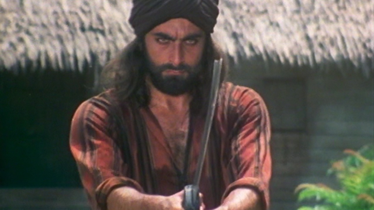 The Tiger Is Still Alive: Sandokan to the Rescue