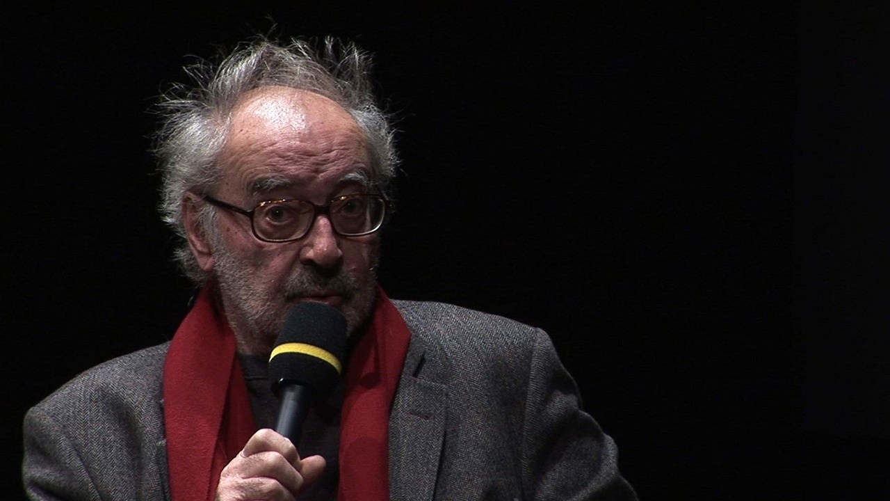 Marcel Ophuls & Jean-Luc Godard: Meeting In St. Gervais