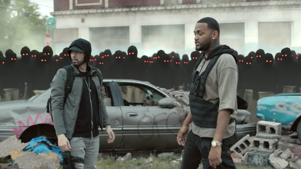 Eminem Feat. Joyner Lucas: Lucky You
