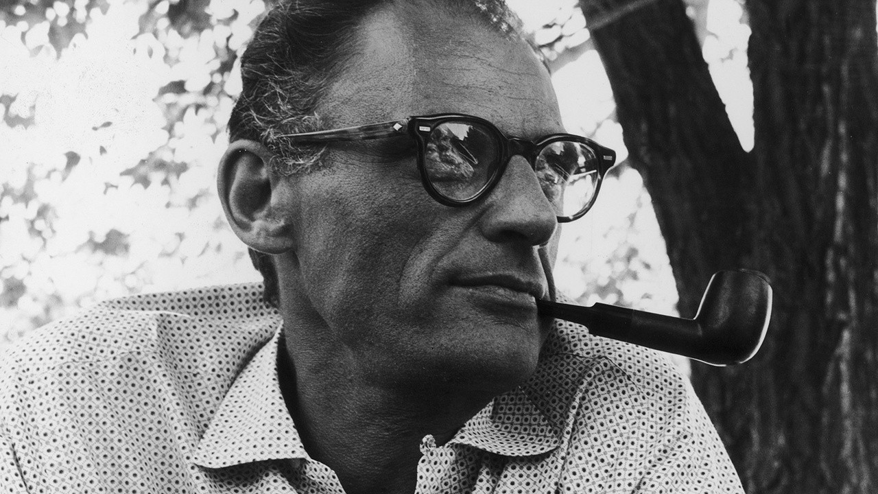 Arthur Miller on Home Ground