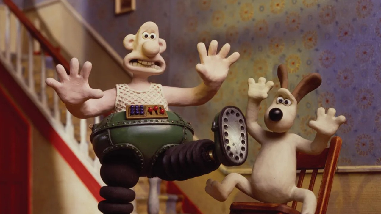 Wallace & Gromit: As Calças Erradas