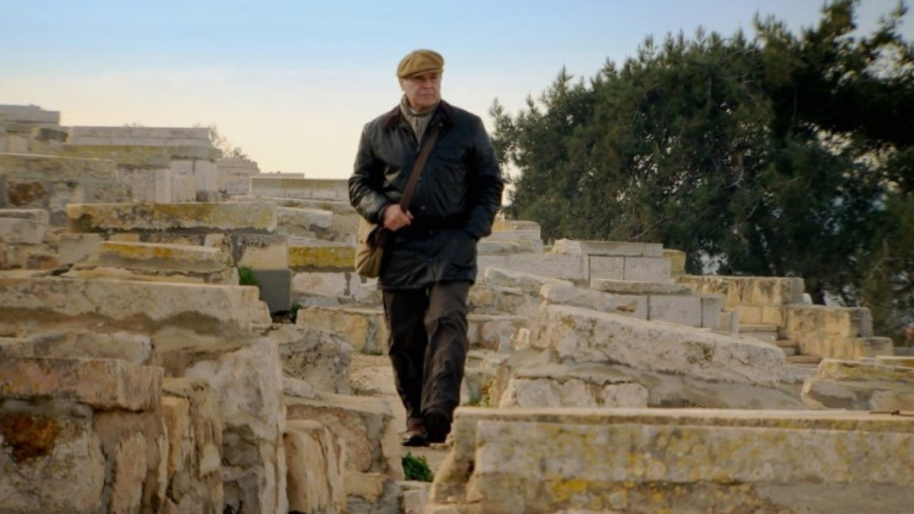 David Suchet in the Footsteps of Saint Peter