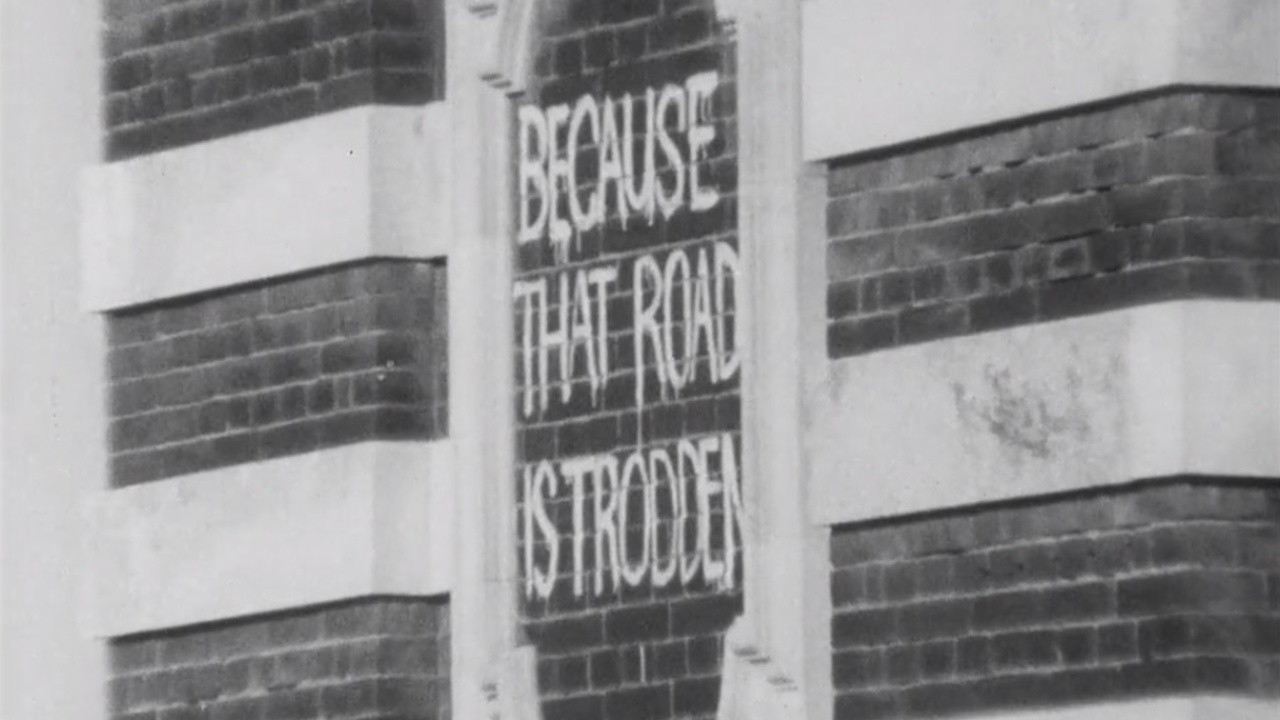 Because That Road Is Trodden
