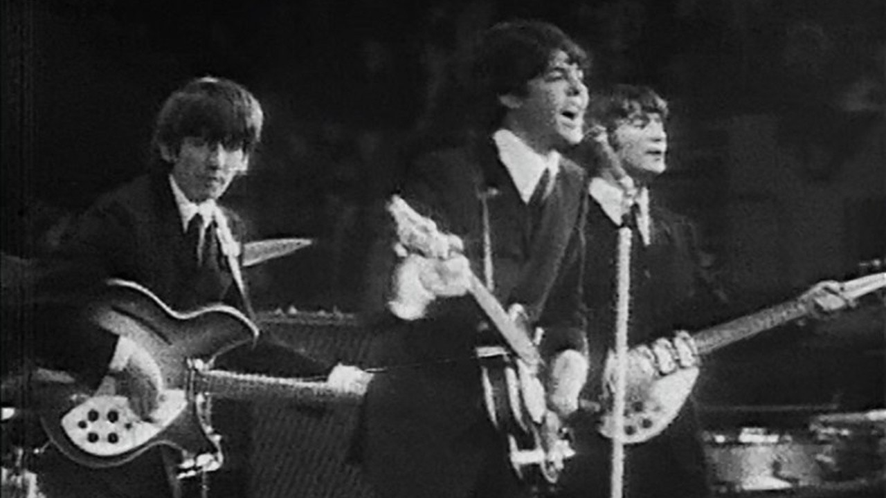 New Musical Express Poll Winners' Concert 1964