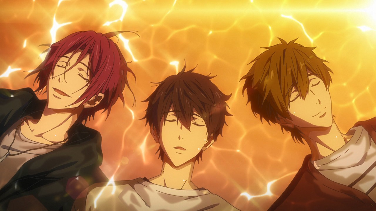 Free! Dive to the Future