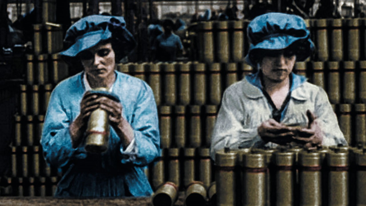 Women at War (1914 - 1918)