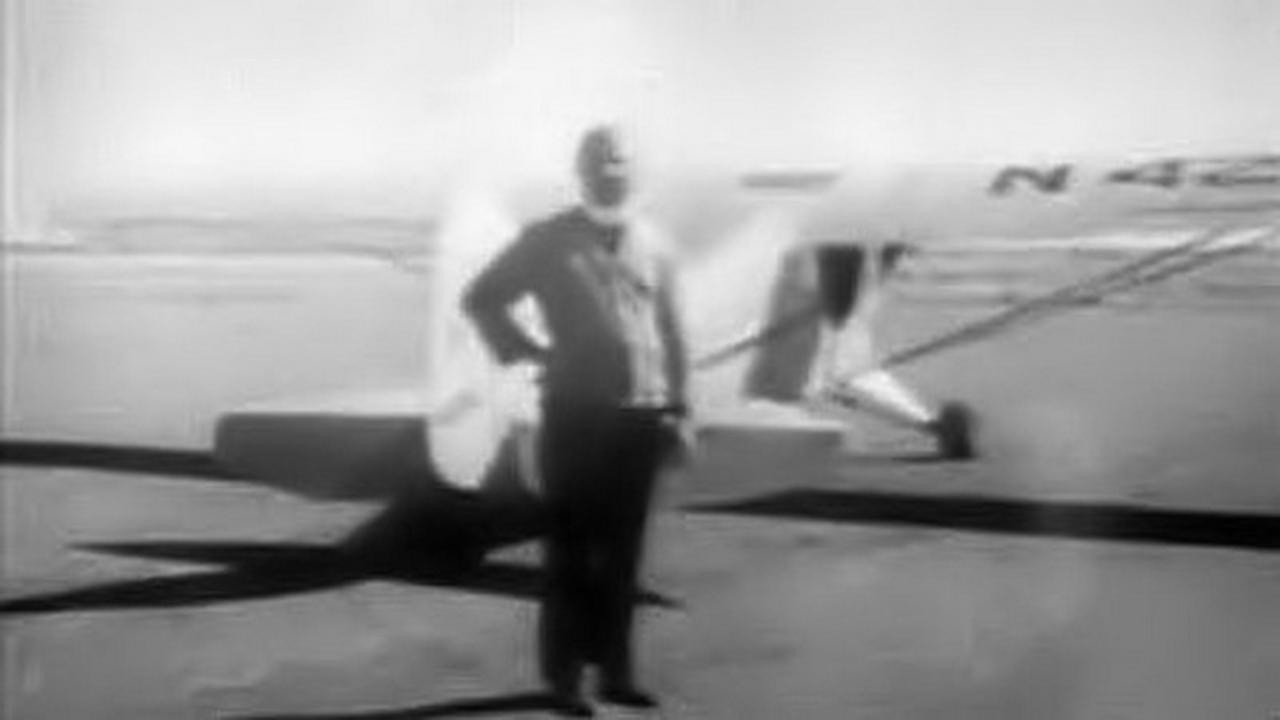 Flying Padre: An RKO-Pathe Screenliner