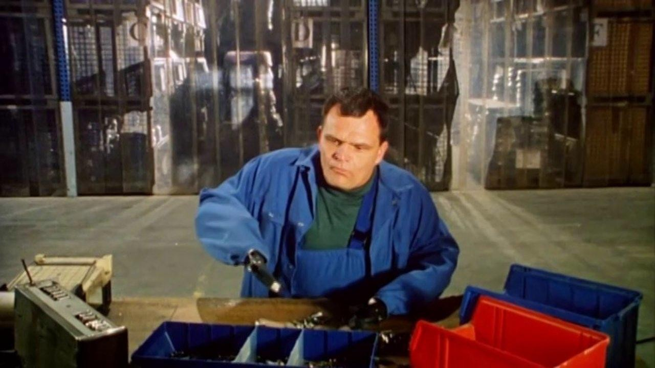 Forklift Driver Klaus: The First Day on the Job