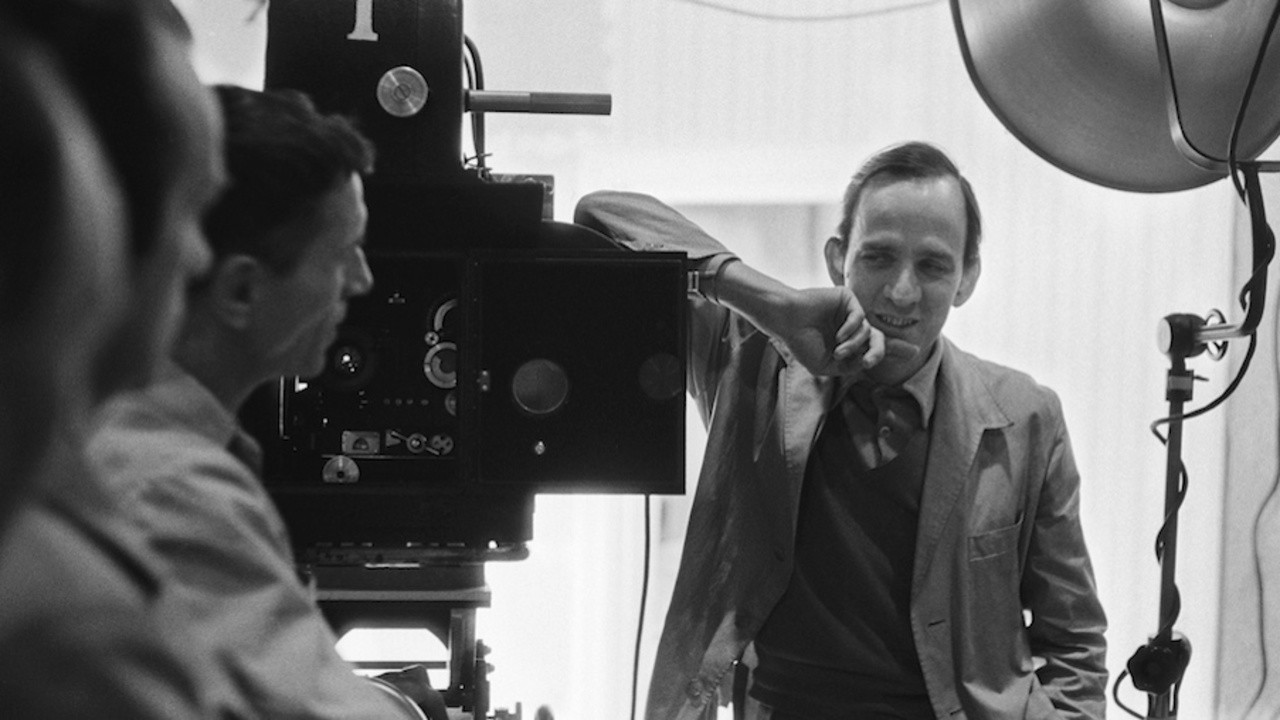 Ingmar Bergman: Behind the Mask