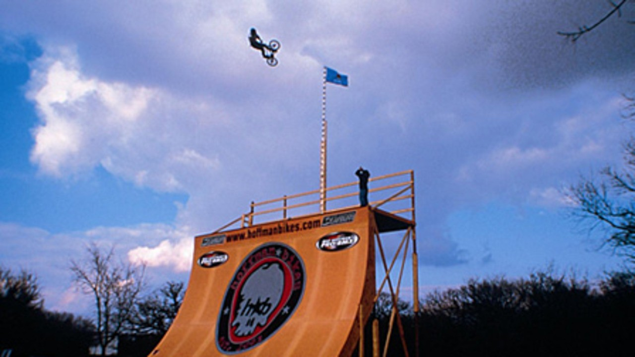 The Birth of Big Air