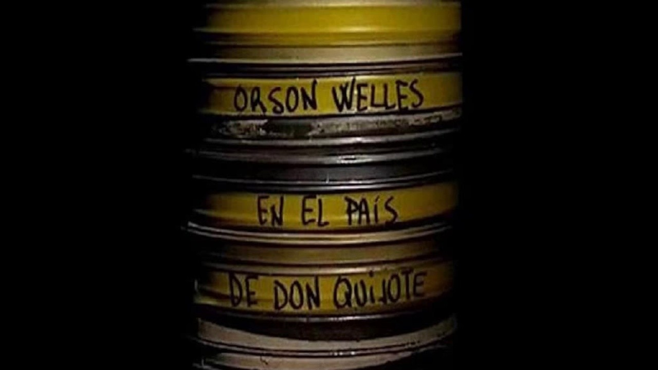 Orson Welles in the Land of Don Quixote