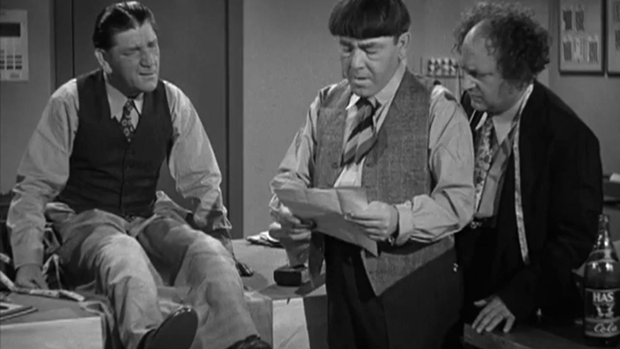 The Three Stooges: Sing a Song of Six Pants