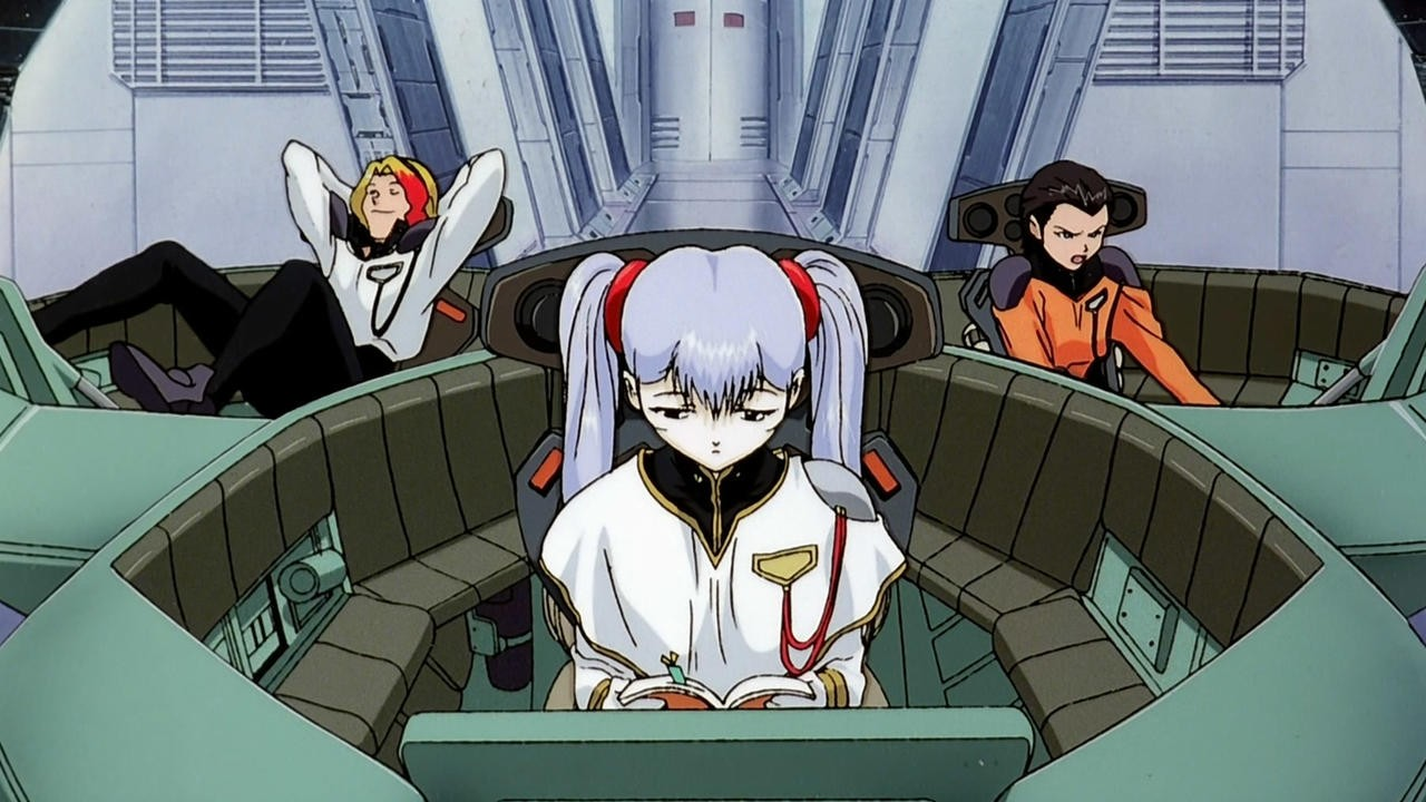 Martian Successor Nadesico: The Motion Picture: Prince of Darkness