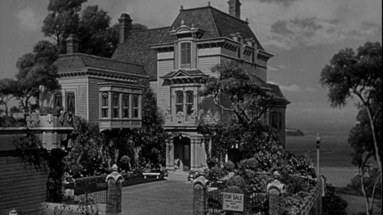 The House on Telegraph Hill