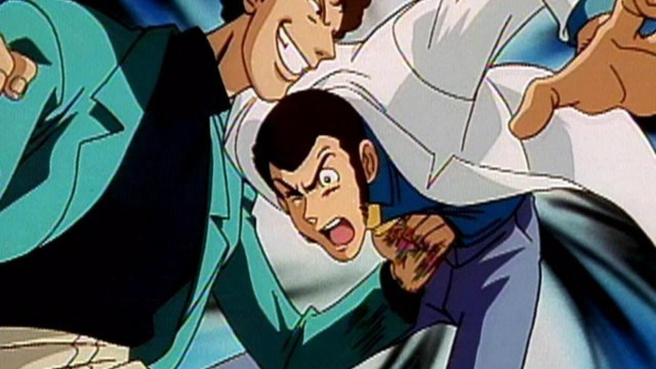 Lupin III: The Columbus Files