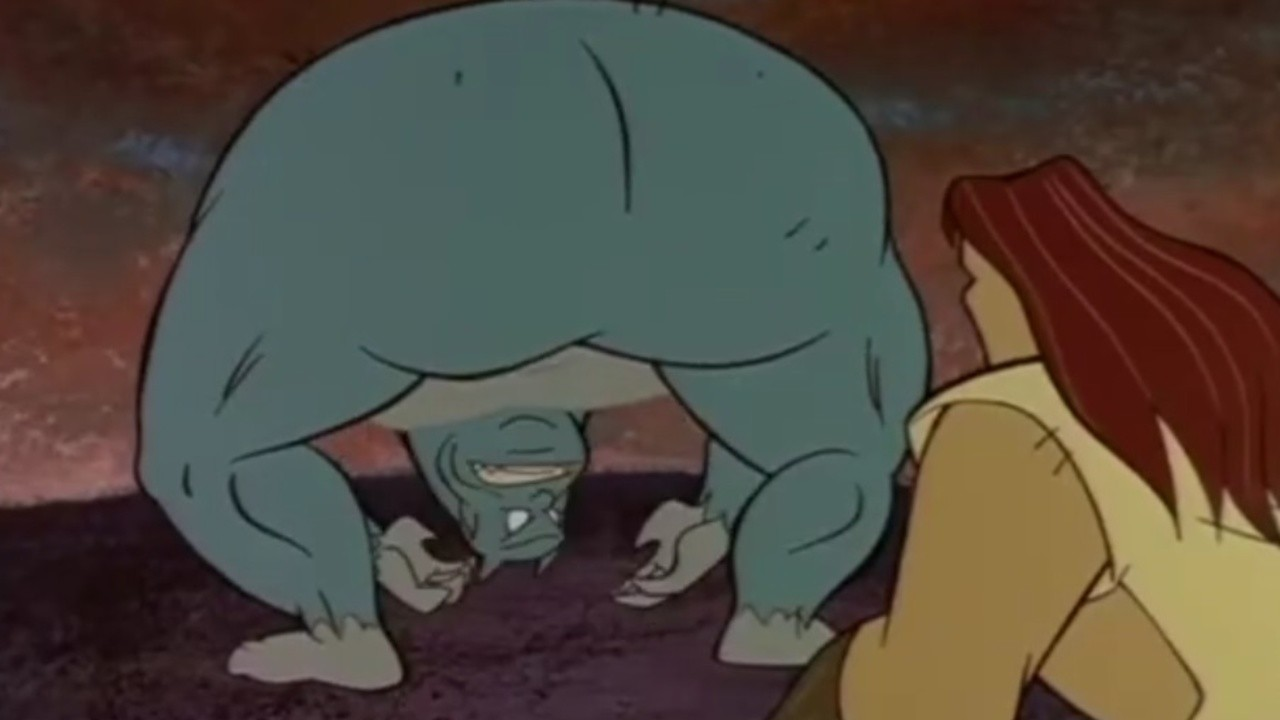 Hercules & Xena: Animated Movie