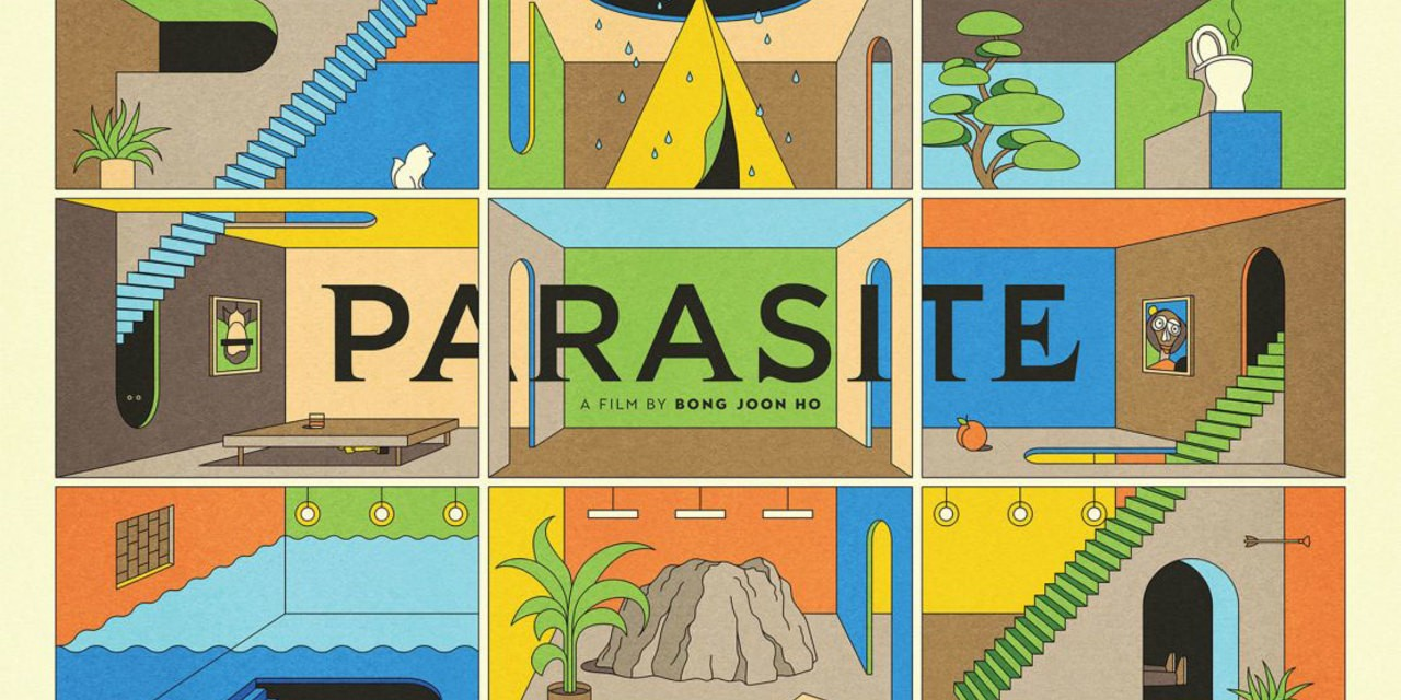 """Movie Poster of the Week: The Posters of """"Parasite"""""""